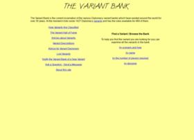 Variantbank.org thumbnail