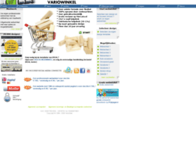 Variowinkel.nl thumbnail