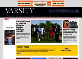 Varsity.co.uk thumbnail