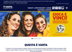 Varta-consumer.it thumbnail