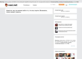 Vasi.net thumbnail