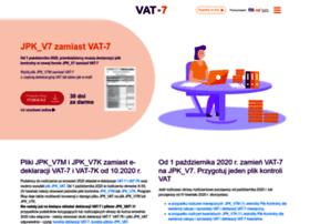 Vat-7.pl thumbnail