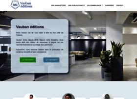 Vauban-editions.com thumbnail