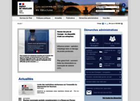 Vaucluse.gouv.fr thumbnail