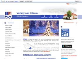 Vazanynadlitavou.cz thumbnail