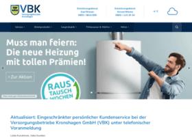 Vbk-kronshagen.de thumbnail