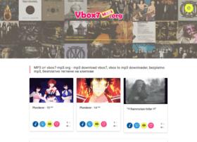 Vbox7-mp3.org thumbnail