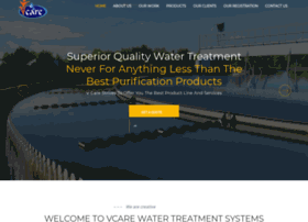 Vcarewatersystems.com thumbnail