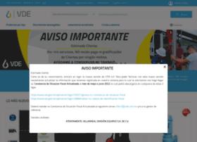 Vde.com.mx thumbnail