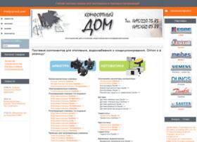 Vdomekomfort.ru thumbnail