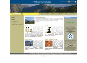 Vedicareayurveda.com thumbnail