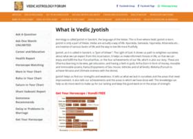 Vedicjyotish.info thumbnail