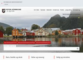 Vefsn.kommune.no thumbnail