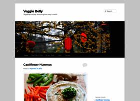 Veggiebelly.com thumbnail