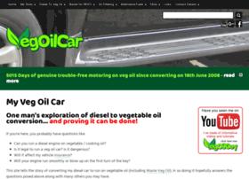 Vegoilcar.co.uk thumbnail