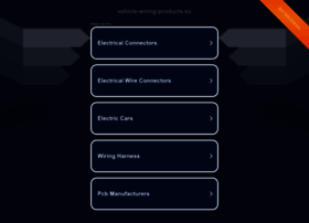 vehicle wiring products eu at wi vehicle wiring products ltd rh website informer com vehicle wiring products ltd. suppliers of auto electrical parts Police Vehicle Wiring