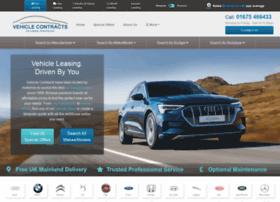 Vehiclecontracts.co.uk thumbnail