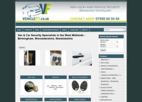 Vehiclefit.co.uk thumbnail