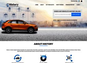 Vehiclehistory.in thumbnail