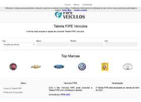Veiculosfipe.org thumbnail