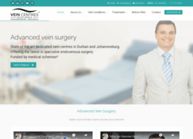 Veinsurgery.co.za thumbnail