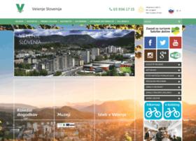 Velenje-tourism.si thumbnail