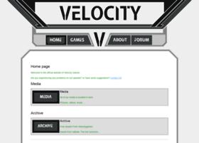 Velocitygames.be thumbnail
