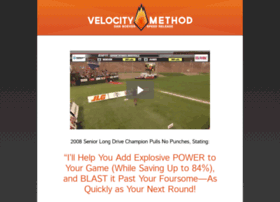 Velocityspeedmethod.com thumbnail
