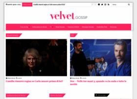 Velvetgossip.it thumbnail