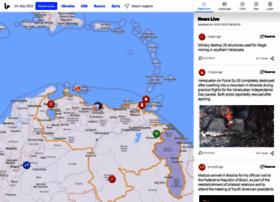 Venezuela.liveuamap.com thumbnail