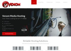 Venomhosting.services thumbnail