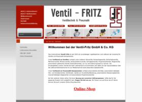 Ventil-fritz.de thumbnail