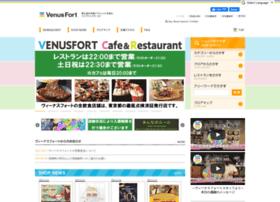 Venusfort.co.jp thumbnail