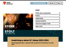 Verdal.kommune.no thumbnail