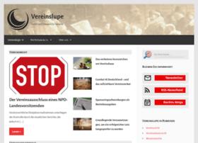 Vereinslupe.de thumbnail
