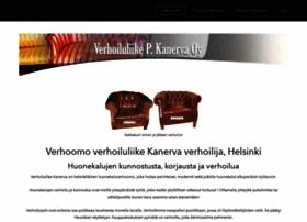 Verhoiluliike-kanerva.fi thumbnail