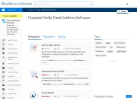Verify-email-address.software.informer.com thumbnail