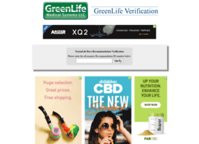 Verify.greenlifemedical.com thumbnail