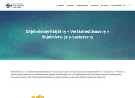 Verkkoteollisuus.fi thumbnail