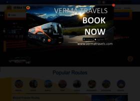 Vermatravelsindia.com thumbnail