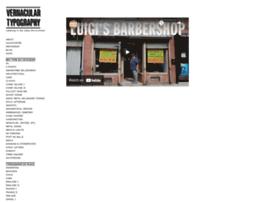 Vernaculartypography.com thumbnail