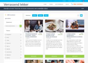 Verrassendlekker.nl thumbnail