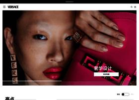 Versace.cn thumbnail