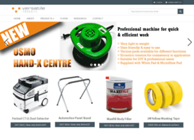 Versatileproducts.co.nz thumbnail