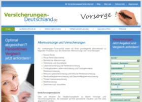 Versicherungen-deutschland.de thumbnail