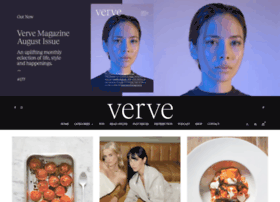 Vervemagazine.co.nz thumbnail