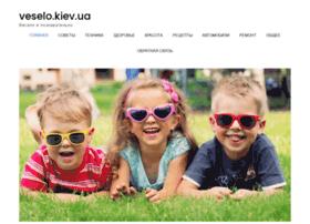 Veselo.kiev.ua thumbnail