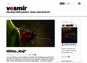 Vesmir.cz thumbnail