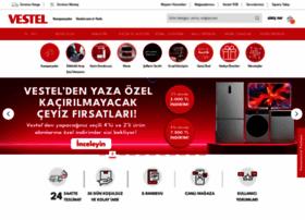 Vestel.com.tr thumbnail