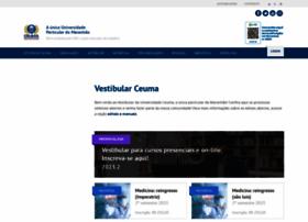 Vestibularceuma.com.br thumbnail